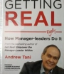 Getting Real : How Manager-leaders Really Do it